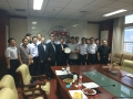 USAsialinks Team Meeting with China Railroad Construction Company (CRCC)