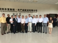 USAsialinks Visits Agricultural Development Corp in China