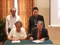 Caseamex & USAsialinks Joint Venture Signing in Vietnam