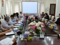 Maryland Ninh Thuan Sister State Program - Meeting in Ninh Thuan Vietnam