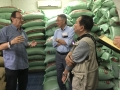 Meeting with Lao Mountain Coffee's Owner
