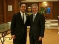 President Obama Vietnam Delegate - Texas Congressman Julian Castro
