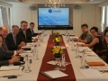 US-Asia Links Trade Mission Lunch in Hanoi
