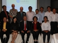 USAsialinks Team Meeting with Vientiane Laos Chamber of Commerce