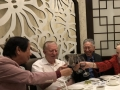 George Dang and General John Coburn Chamber of Commerce Meeting in Ho Chi Minh City