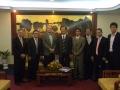 George Dang Business Meeting in Hanoi Vietnam