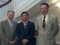 USAsialinks Members with Vietnam Minister of Trade