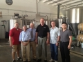 USAsialinks Team meeting with American Beer Equipment in Lincoln Nebraska