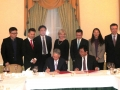 USAsialinks and Tai'an Delegation MOU Signing for Economic Development