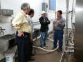 USAsialinks Executive Team visit to Prairieland Dairy Farm in Omaha