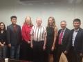 USAsialinks Team and General John Coburn Meeting with US Consul General in HCM, Vietnam