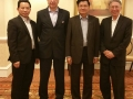 US-Asia Links with Lao Deputy Prime Minister Thongloun Sisoulith and Ambassador Mai at the ASEAN Summit in California