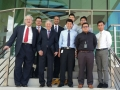 USAL Trade Mission with Brunei Economic Development Department in Brunei