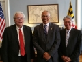 USAsialinks Team with Maryland Lieutenant Governor Rutherford